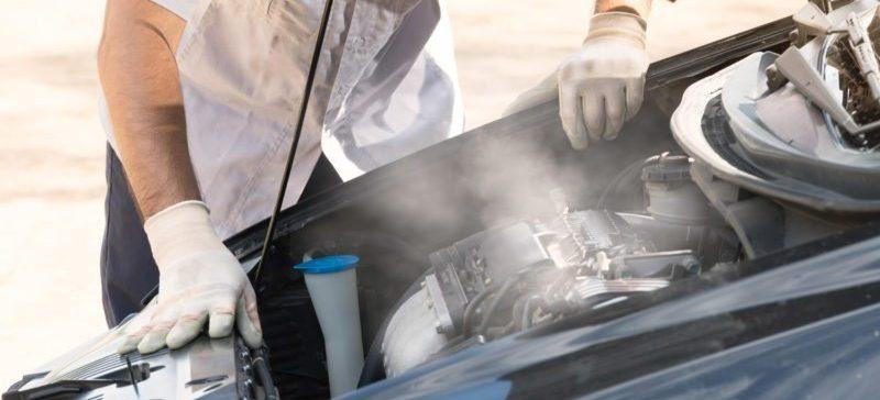 Motorul masinii este supraincalzit – Cum procedam?