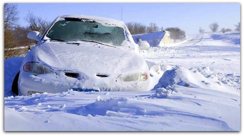 Kitul de urgenta auto | Lucruri necesare pe timpul iernii
